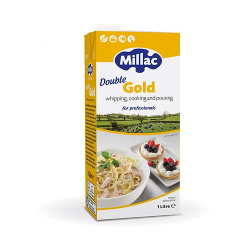 Millac Gold Cream 12 x 1lt