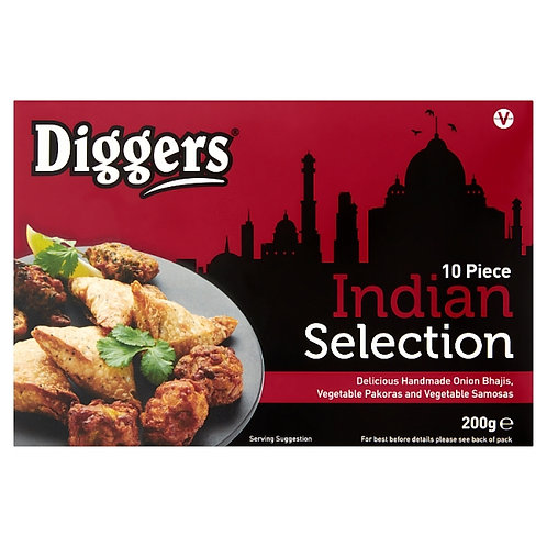 Diggers Indian Selection 200g FPAN4711
