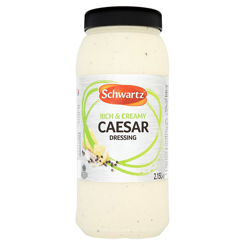 Schwartz Caesar Dressing 2.25ltr AEXE4984