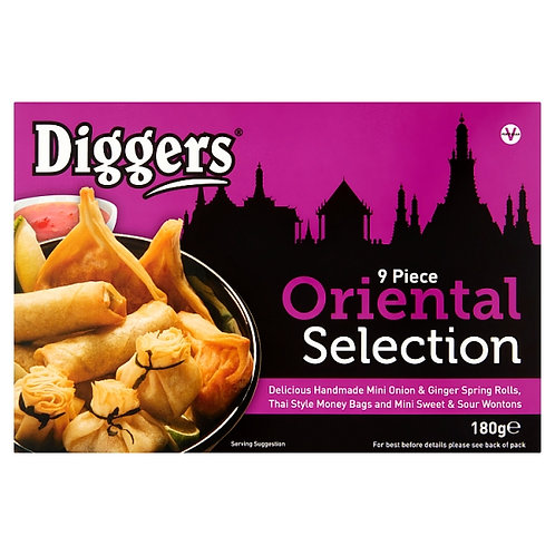 Diggers Oriental Selection 180g FPAN4710