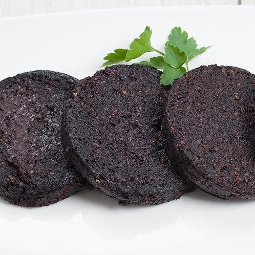 Loughane Sliced Black Pudding 4.5kg FLOU42145