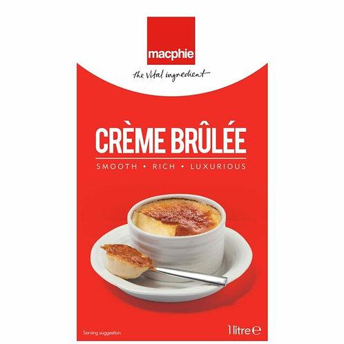 Macphie Creme Brulee 12 x 1ltr CLYN5005