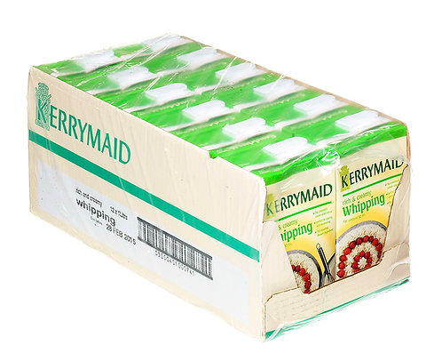 Kerrymaid Real Dairy Whipping Cream 12 x 1lt CLAK5069