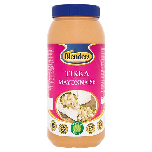 Blenders Tikka Mayonnaise 2x2.2ltr CBLE49045