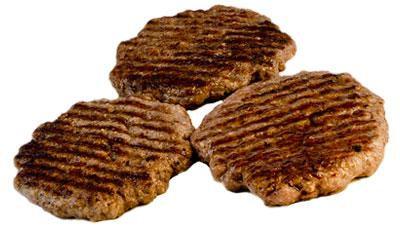 Rangeland Steakburger Ovenable Homestyle 24 x 8oz Beef Burgers FRAN42016