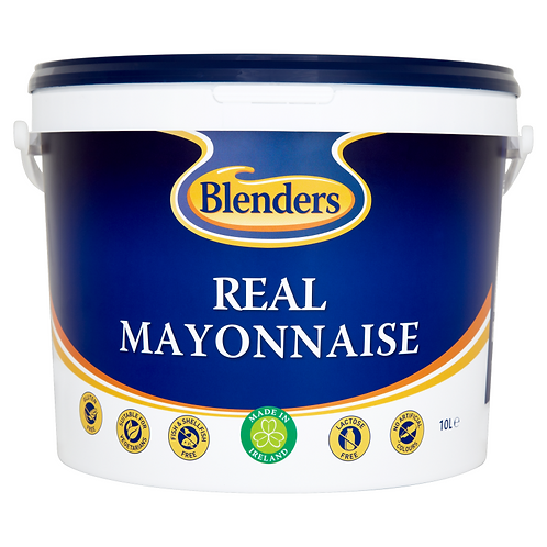 Blenders Real Mayonnaise 10ltr CBLE49033