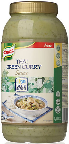 Knorr Thai Green Curry 2x2.5lt ALYN4960