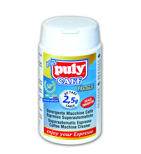 Puly Coffee Machine Cleaning Tablets AJJD5226