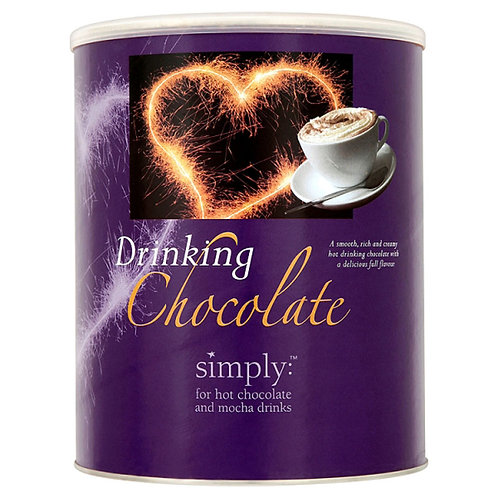 Simply Drinking Chocolate 1.8kg AEXE5802