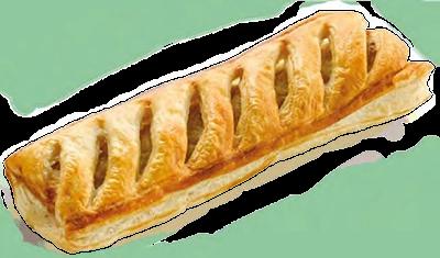 Golden Bake Jumbo Sausage Roll x 60 FALP4608