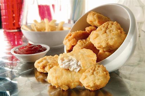 Big Al's Battered Chicken Nuggets 2 x 2kg FGOL1677
