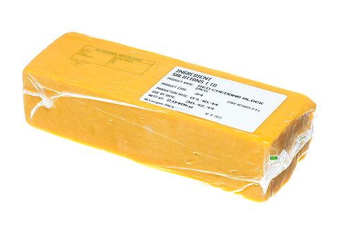 Mature Sliced Red Cheddar 1kg CING5000