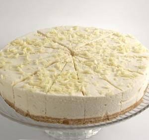 Coolhull Farm White Choc Cheesecake 14ptn FPAG48087