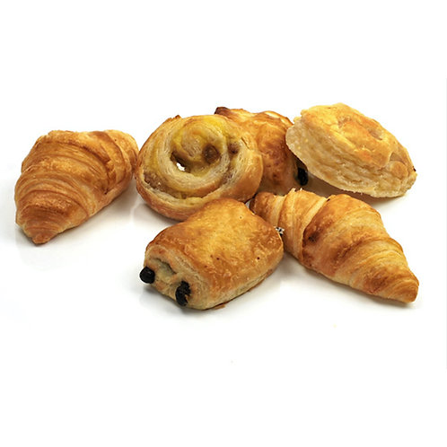 Mini Mix Danish Pastries  30g x 150 FMEI4717