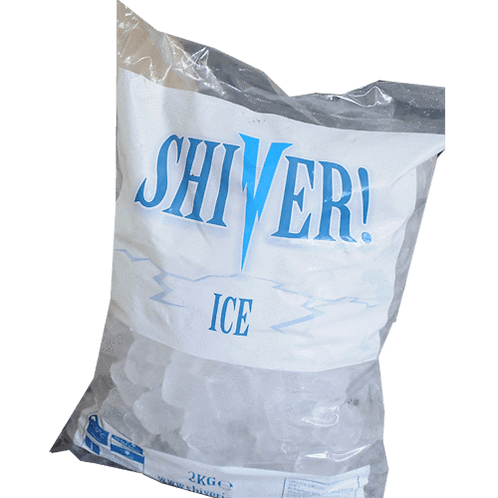 Shivers Ice Cubes 6x2kg FBEL4806