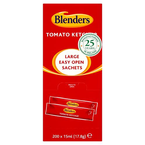 Blenders Ketchup Sachets x 200 CBLE49063
