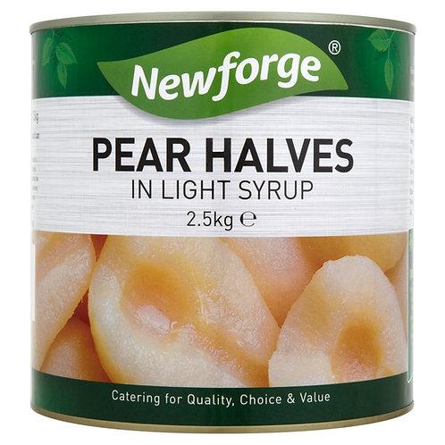Newforger Pear Halves 6 x 2.5kg AEXE4907