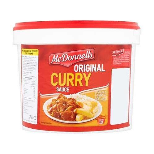 McDonnells Curry Powder 1x 3.75KG (15lt) ABOY49115