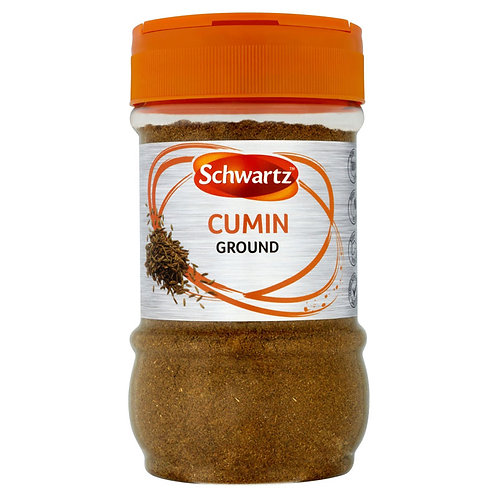 Schwartz Ground Cumin 400g AEXE5660