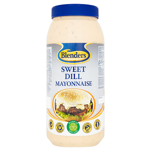 Blenders Sweet Dill Mayo 2x2.2ltr CBLE4941