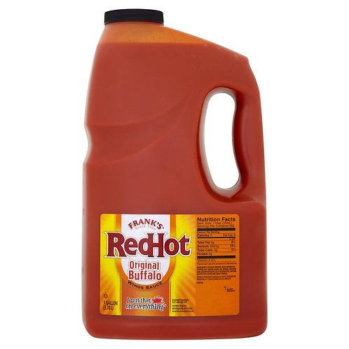 Franks Red Hot Sauce 3.78kg