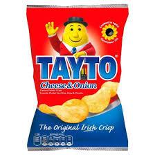 Tayto Cheese & Onion 60x35g ALAR6201