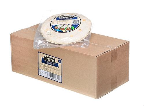 Diggers Plain Wraps 25cm 10x10 CPAN4702