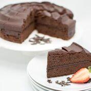Coolhull Farm Chocolate Fudge Cake 14ptn FPAG48213