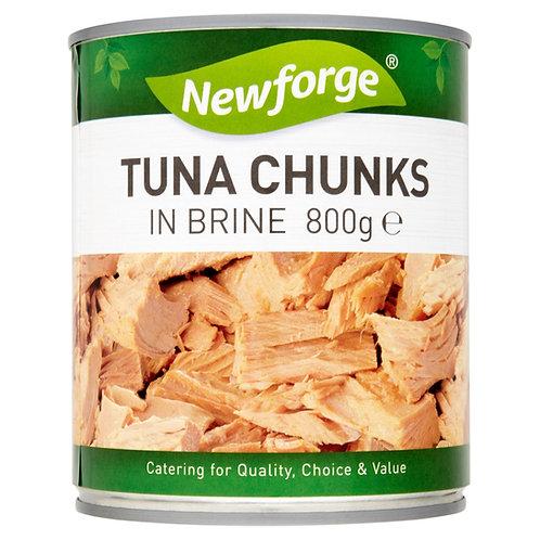 Newforge Tuna in Brine 6x800g AEXE4912