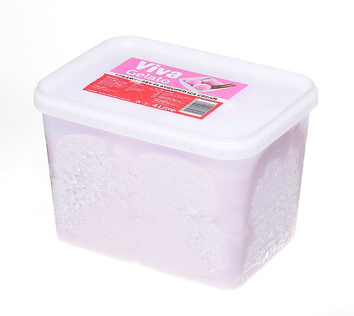 Lakeland Dairies Strawberry Ice Cream 4x4ltr FLAK4845