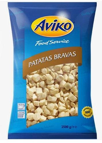 Avico Patatas Bravas 4x2.5kg FAVI4355