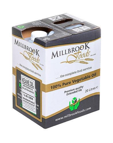 Millbrook Rapeseed Oil 20lt AMIL4980
