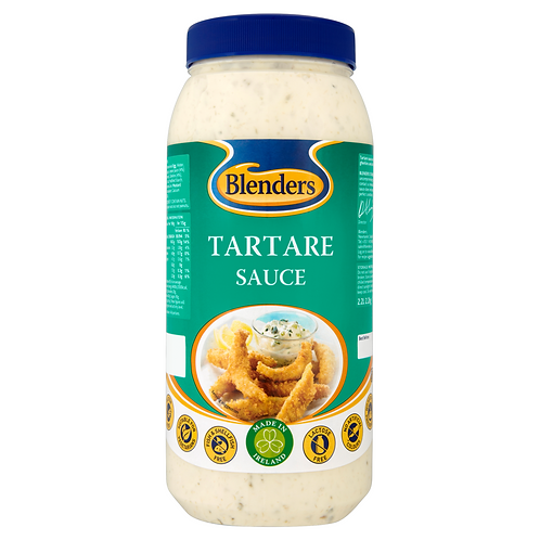 Blenders Tartare Sauce 2x2.2kg CBLE49077