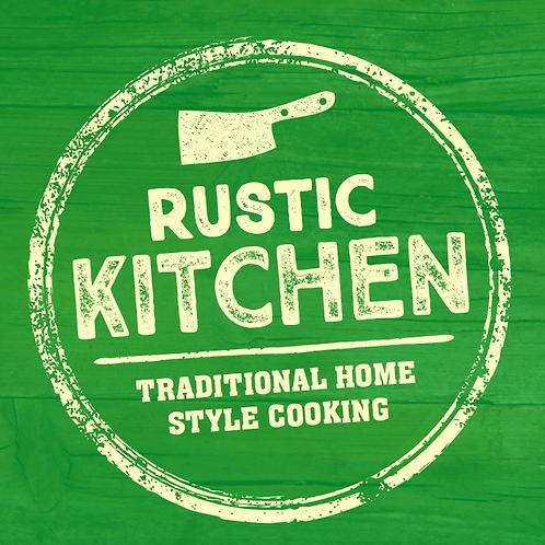 Rustic Kitchen Vegetable Lasagne 2.7kg CDUN1664