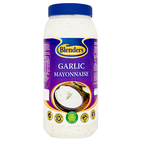 Blenders Garlic Mayonnaise 2x2.2ltr