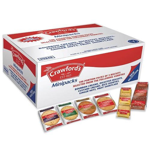 Crawfords Biscuits Minipacks ALYN5811