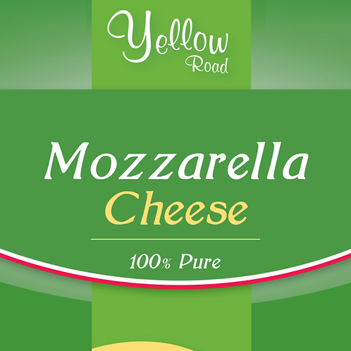 Grated Mozzarella 2kg Bag CING5024