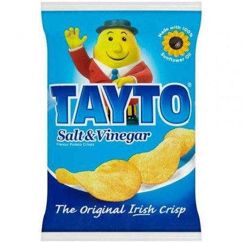 Tayto Salt n Vinegar 60x35g ALAR6202
