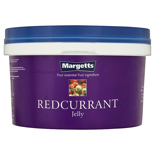 Margetts Red Current Jelly 3kg AEXE4982