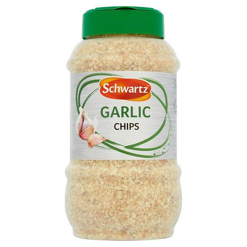 Schwartz Garlic Chips 550g AEXE5690