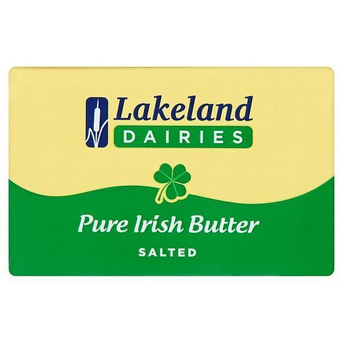 Lakeland Dairies Salted Butter 250g x 40 CLAK5076