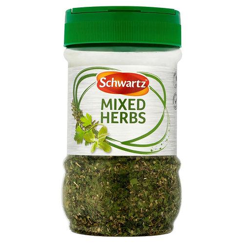 Schwartz Mixed Herbs 100g AEXE5632