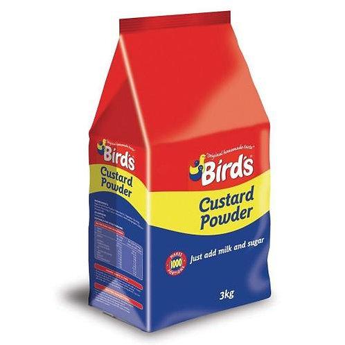 Birds Custard Powder 3kg ALYN5010