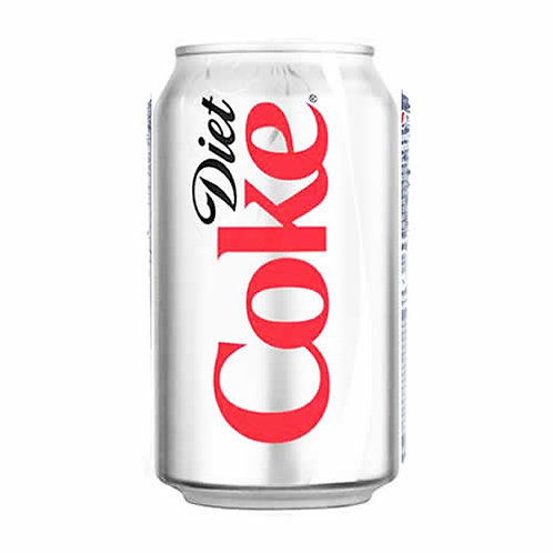 Diet Coke Can 330ml x 24 ALYN5204