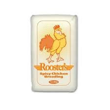 Rooster Spicy Breading 12.5kg ALYN4789