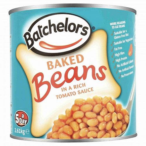 Batchelors Baked Beans 6x2.6kg ALYN4999