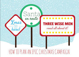 Should I run a Christmas campaign?? Yes, yes and yes again!