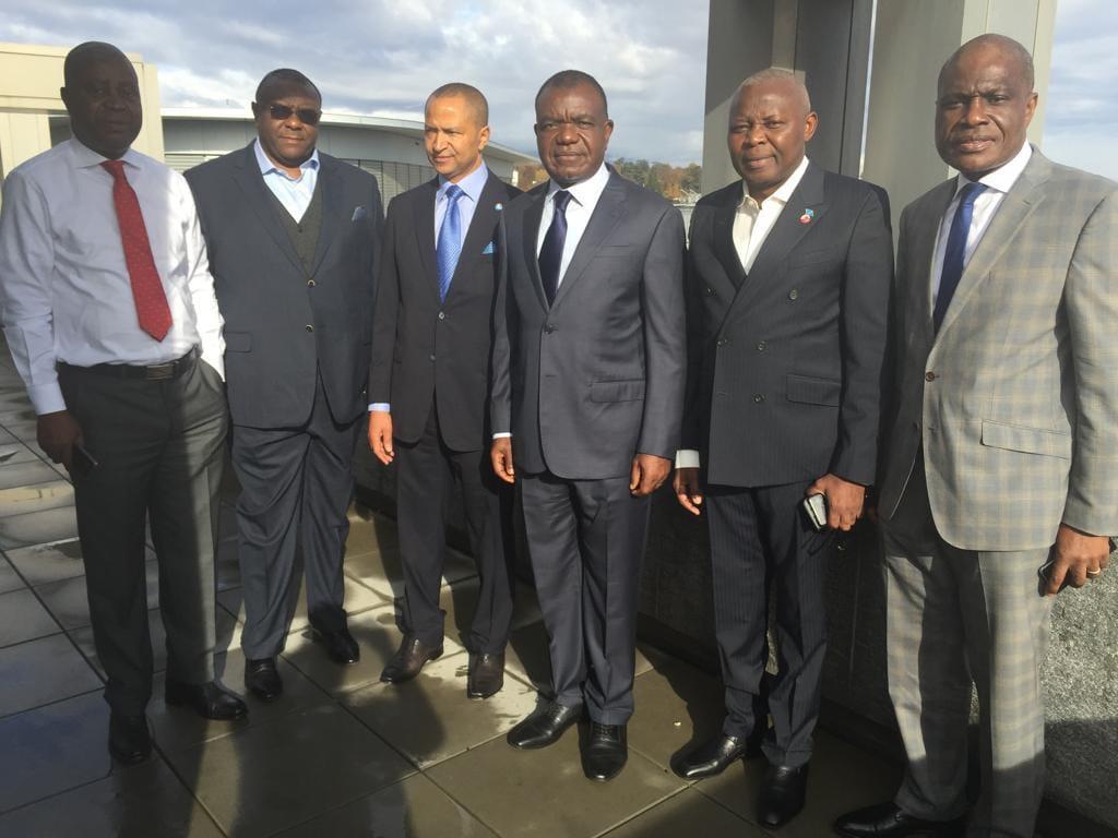 Prof Matungulu et les autres