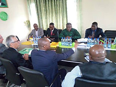 Articles | Kinshasa | Président Freddy Matungulu Mbuyamu Ilankir