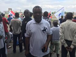 Le Président Freddy Matungulu a lui-